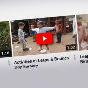Videos for Leaps & Bounds Day Nursery, Edgbaston, Birmingham
