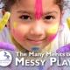 The many merits of messy play