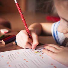 The EYFS has a set of goals for each child