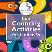 Fun Counting Activities for Under-5s