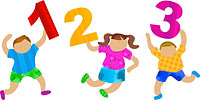 Learning to count for children