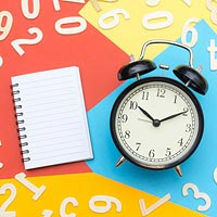Giving children an early start with their numeracy is shown to increase outcomes for them generally