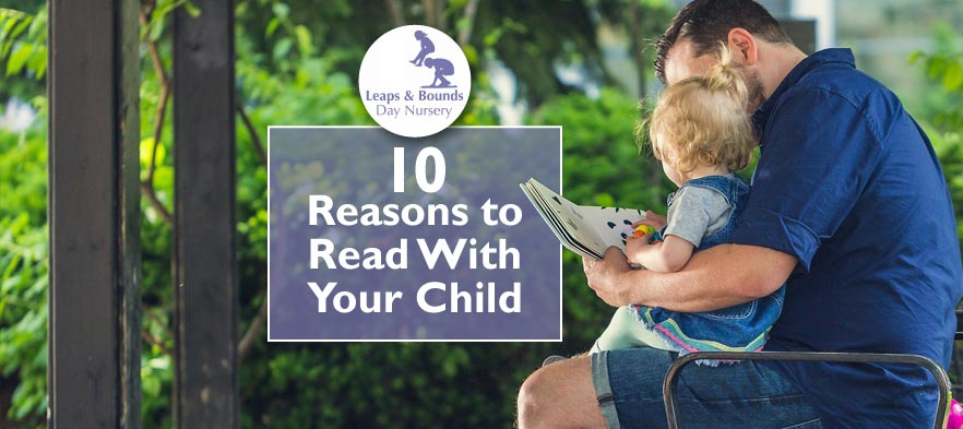 10 Reasons to Read With Your Child