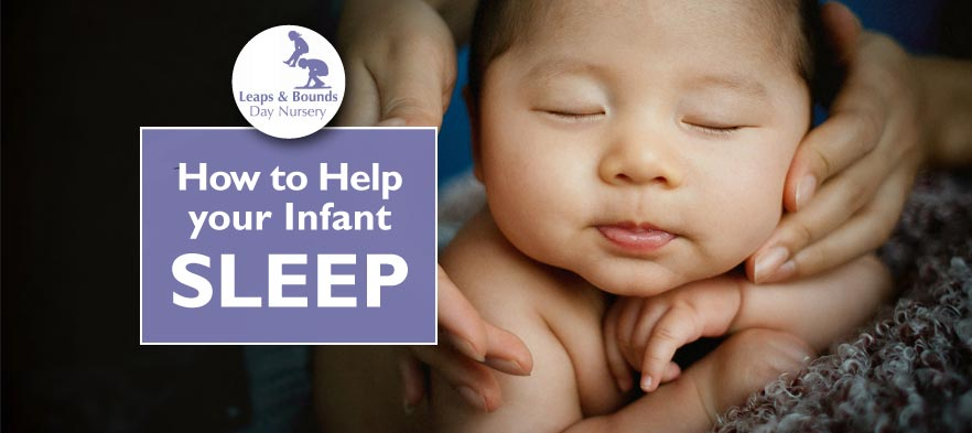 How to Help your Infant Sleep