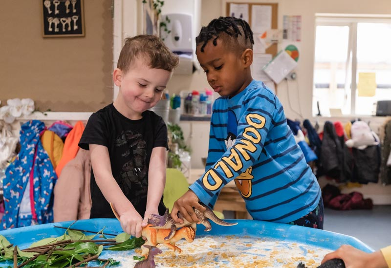 Most childcare vouchers are accepted at the nursery and we support up to 15 free Government funded hours for 2 year olds and up to 30 free funded hours for 3 and 4 year olds, subject to eligibility.