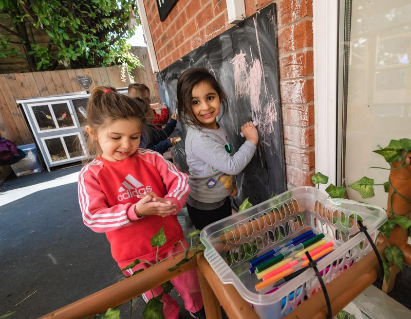 We run a Holiday Club during school holidays, for school children aged 5 to 10.