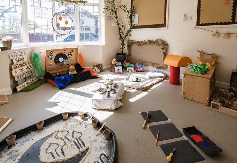 Fees at Leaps & Bounds Day Nursery, Edgbaston