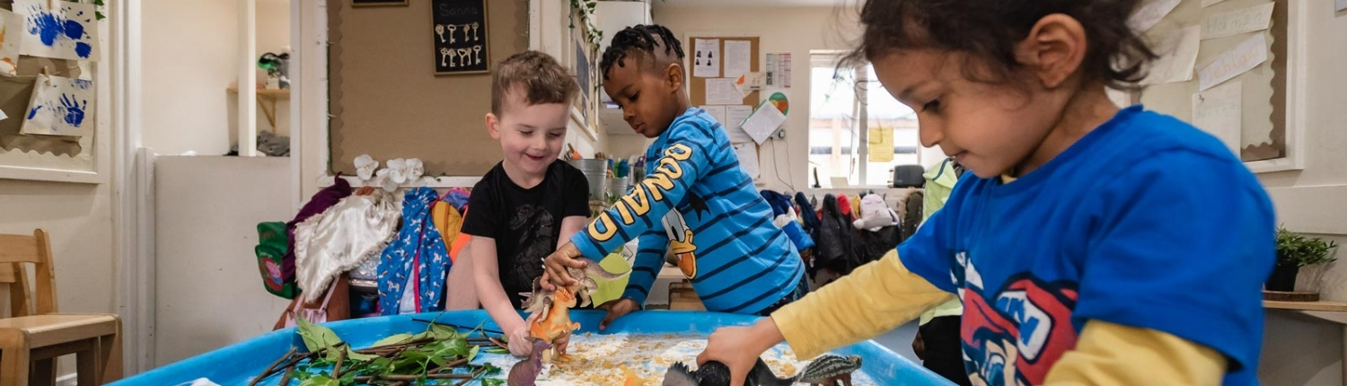 Apply or Book a visit of Leaps & Bounds Day Nursery, Edgbaston, Birmingham