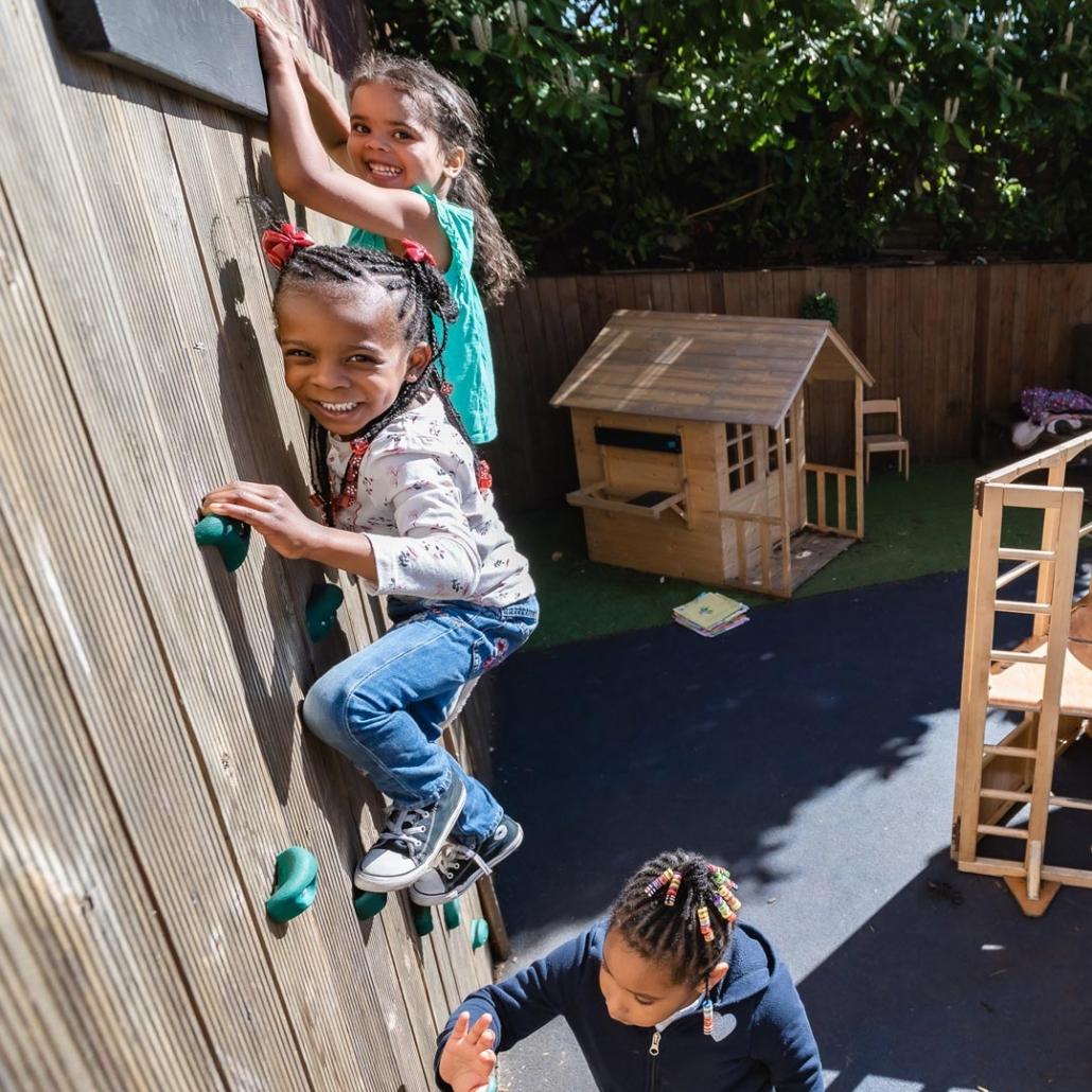 Fun, stimulating activities for children under five