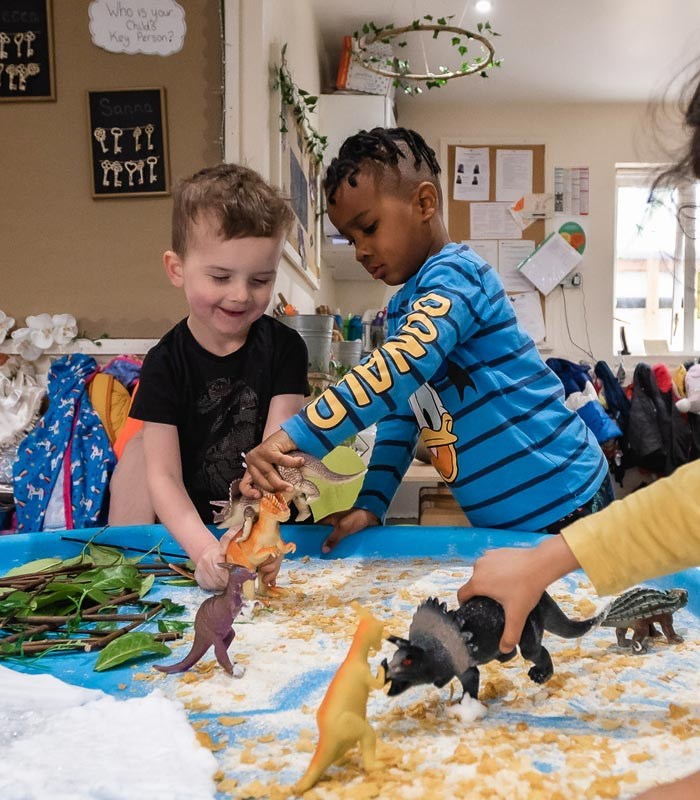 Award-winning weekday childcare near Harborne, Ladywood, Bearwood and Smethwick