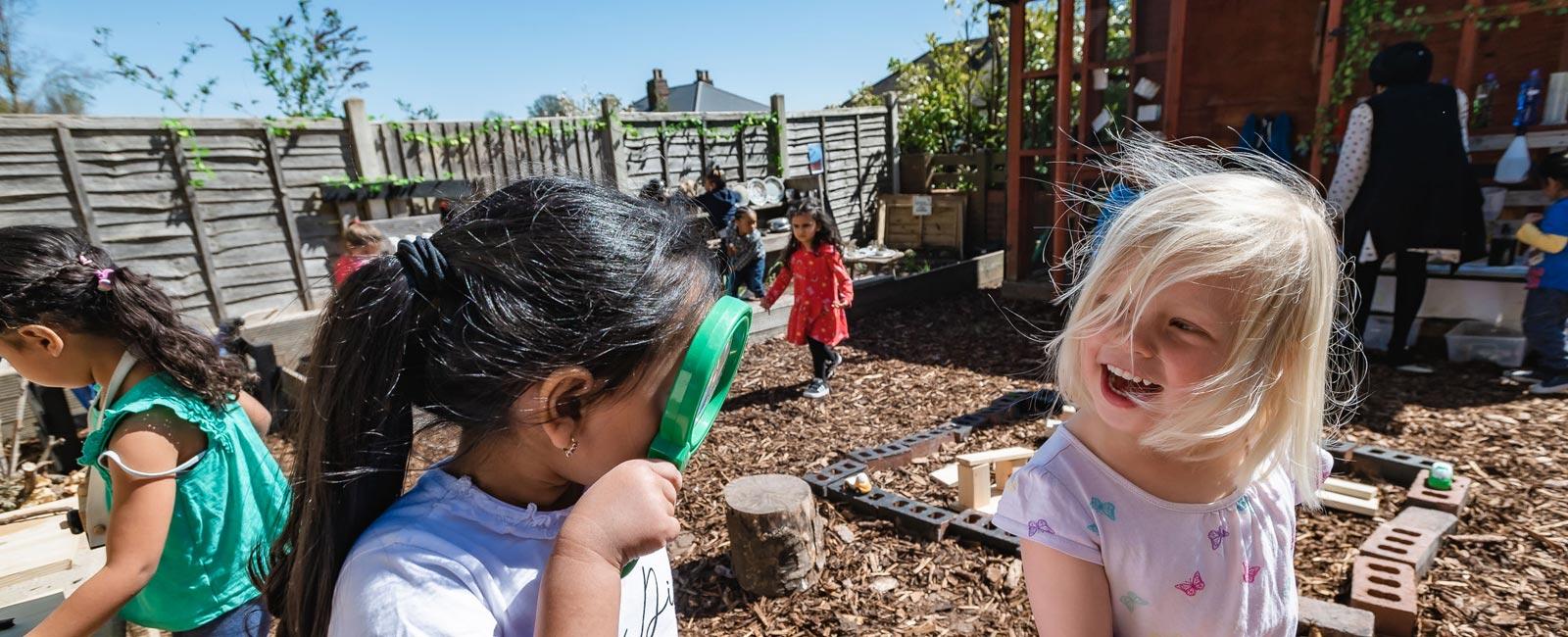 Leaps & Bounds Day Nursery & Forest School (Edgbaston, Birmingham)