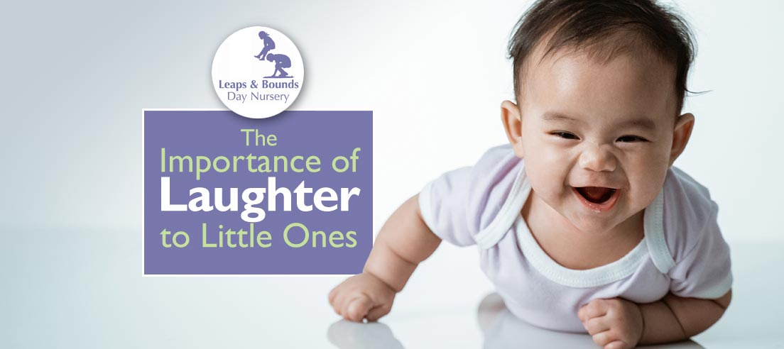 The Importance of Laughter to Little Ones