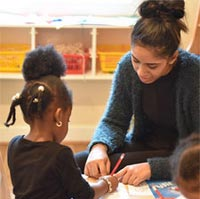 Leaps & Bounds Nursery has its own, qualified, Special Education Needs Coordinator ('SENCo')