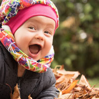 There are several obvious, and many less obvious, benefits of laughter to children.