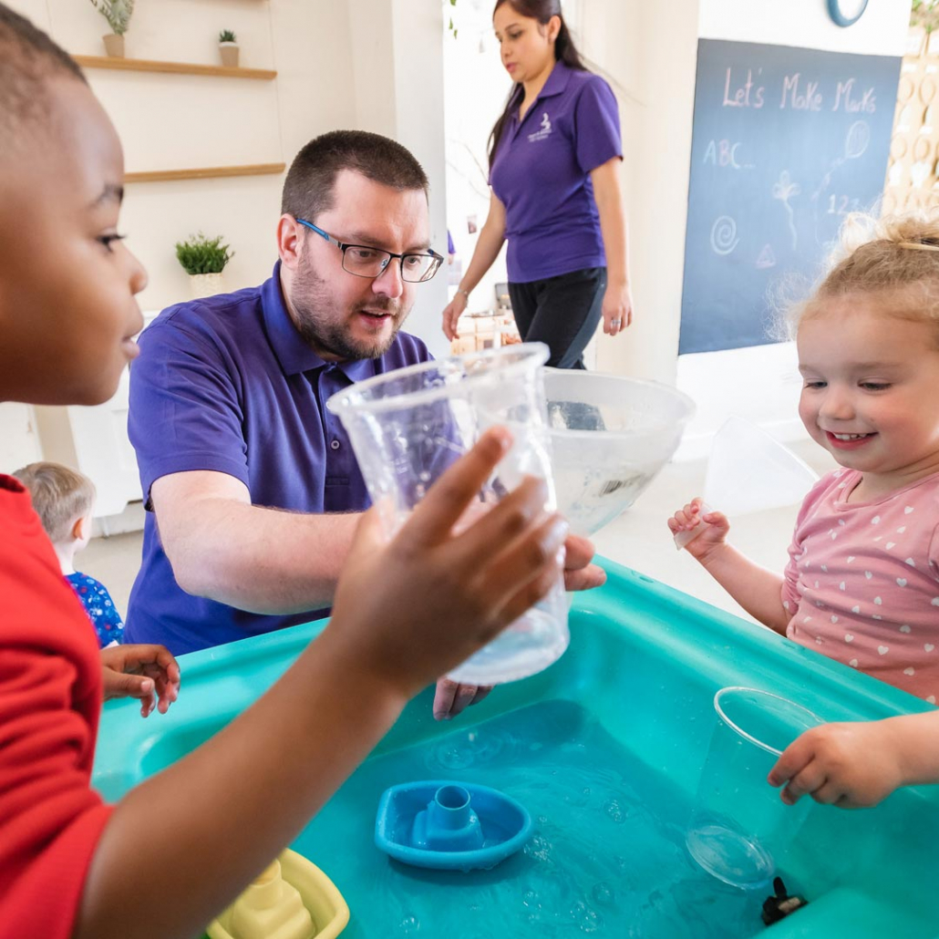 Our competitive childcare fees