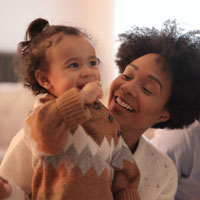 Laughter is incredibly important for babies, toddlers and children in their early years