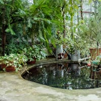 Hot tubs, swimming pools and ponds are a potential drowning hazard for little ones.